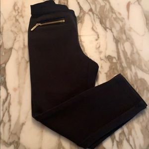 Juicy Couture Girls leggings with zippers